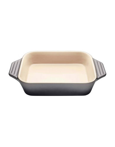Le Creuset 2.1 Litre Square Dish-OYSTER-2.1L