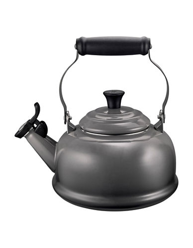 Le Creuset Classic Whistling Kettle-OYSTER-1.6L