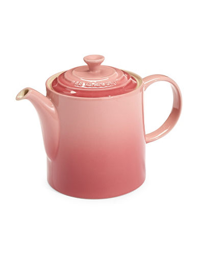 Le Creuset Grand Stoneware Teapot-BONBON-One Size