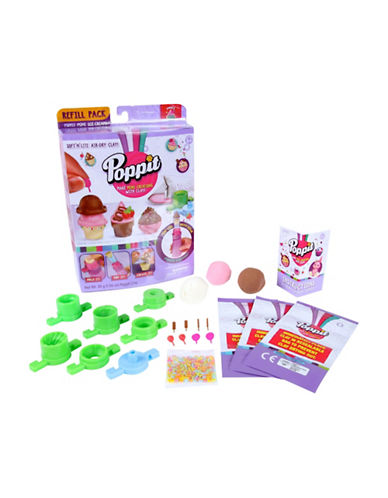Poppit Poppit Mini Ice Cream Refill Pack-MULTI-One Size