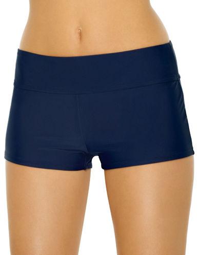 Christina Blue Boyleg Bikini Bottom-NAVY-18