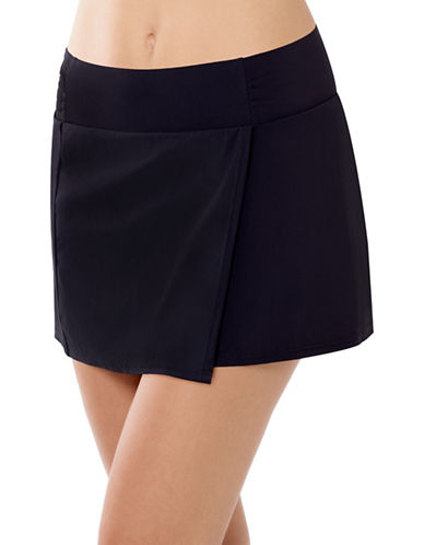 Christina Skirted Bikini Bottom-BLACK-16