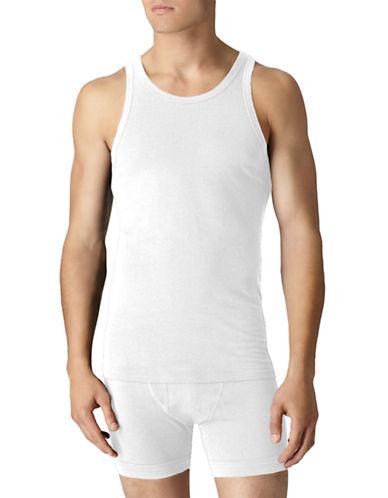 Calvin Klein 2-Pack Tank Top-WHITE-X-Large 84689889_WHITE_X-Large