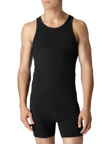 Calvin Klein 2-Pack Tank Top-BLACK-X-Large 84689884_BLACK_X-Large