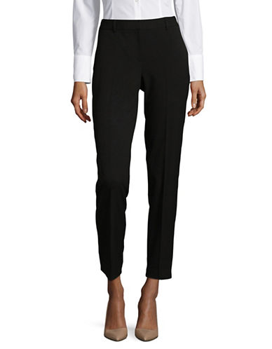 Jones New York Grace Straight-Leg Pants-BLACK-10