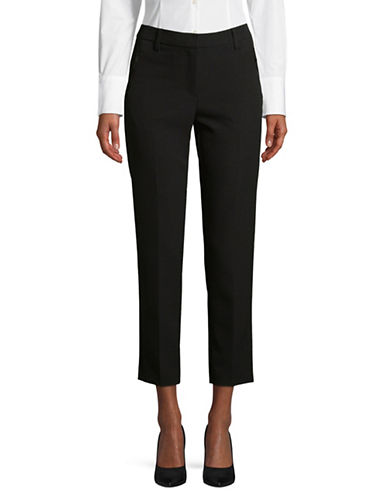 Jones New York Ella Ankle Pants-BLACK-14