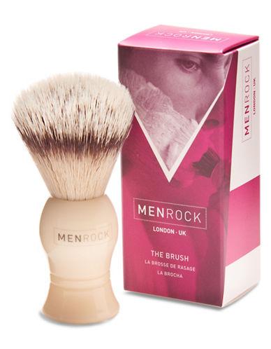 Men Rock Badger Shave Brush-NO COLOUR-50 ml