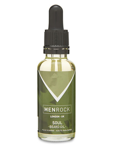 Men Rock Soul Beard Oil-NO COLOUR-50 ml