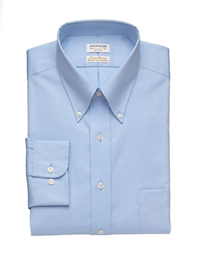 Arrow Premium Collection Shirt-BLUE MIST-15.5-32/33