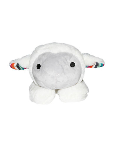 Zazu Plush Heartbeat Lamb Toy-MULTI-One Size