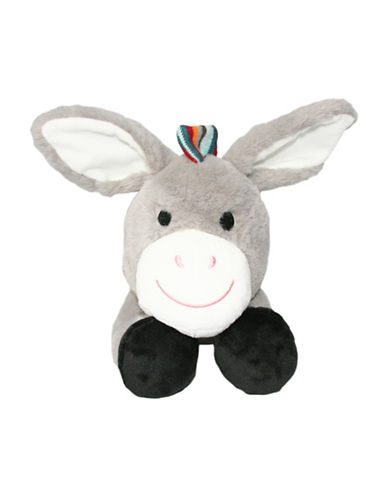 Zazu Plush Heartbeat Donkey Toy-MULTI-One Size