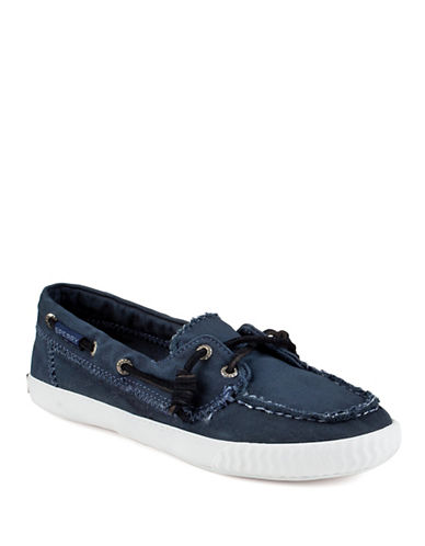 Sperry Sayel Away Washed Loafers-NAVY-7