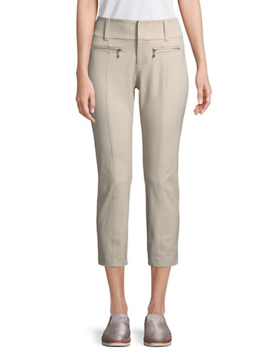 I.N.C International Concepts Cotton-Blend Pant-BEIGE-6