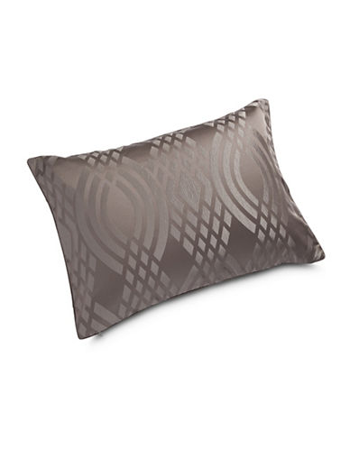 Hotel Collection Dimensions Pillow Sham-BROWN-Standard