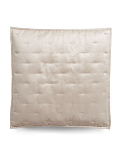 Hotel Collection Fresco Quilted Sham-GOLD-European