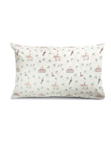 Martha Stewart Whim 200 PR Cotton Standard Pillowcases/Set of 2-MULTI-King