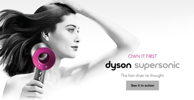 dyson beauty hudsons bay