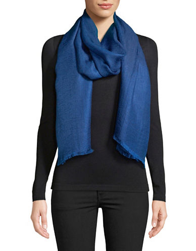 Echo Radiance Solid Wrap-NAVY-One Size
