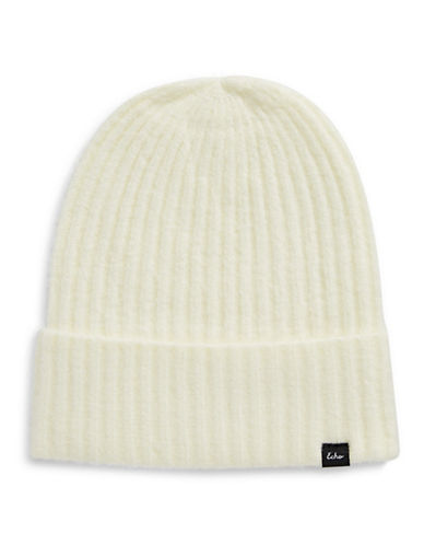 Echo Soft Stretch Tuque-WHITE-One Size