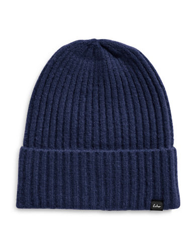 Echo Soft Stretch Tuque-NAVY-One Size