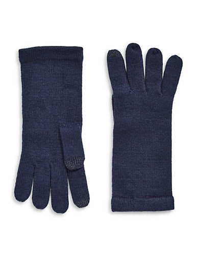 Echo Touch Tech Gloves-NAVY-One Size