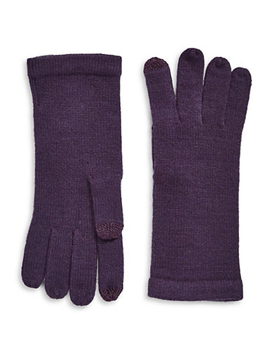 Echo Touch Tech Gloves-PLUM-One Size