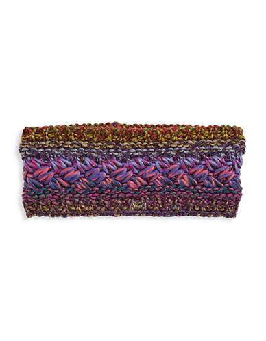 Echo Rainbow Stitched Headband-MULTI-One Size