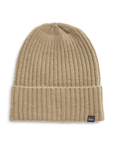 Echo Soft Stretch Tuque-OATMEAL-One Size