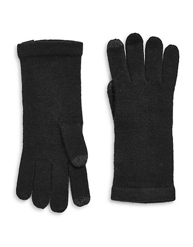 Echo Touch Tech Gloves-BLACK-One Size