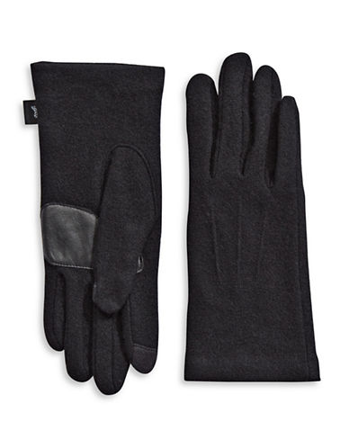 Echo Soft Touch Gloves-BLACK-Small