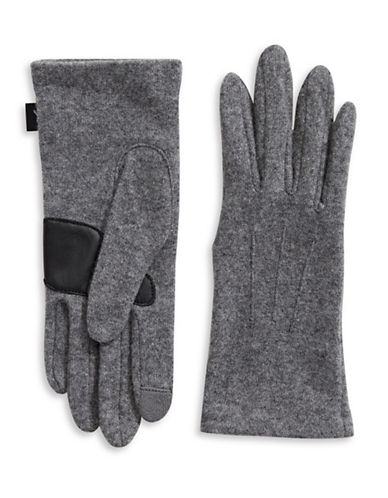 Echo Soft Touch Gloves-GREY-Medium