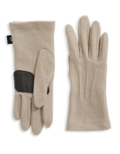 Echo Soft Touch Gloves-BEIGE-Medium