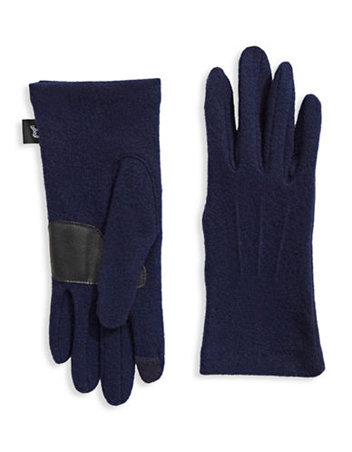 Echo Soft Touch Gloves-BLUE-Medium