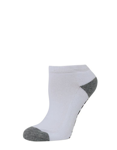 Sockart Womens But First Wine Socks-WHITE-9-11