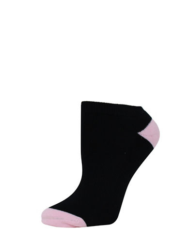 Sockart Womens I Cant and Adult Socks-BLACK-9-11