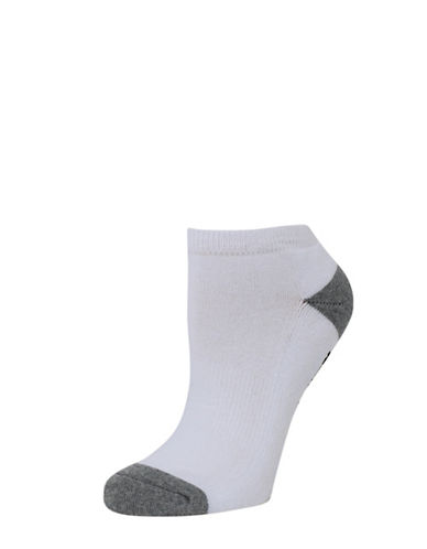 Sockart Womens I Cant Adult Socks-WHITE-9-11