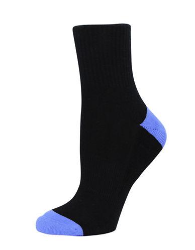 Sockart Fiesta then Siesta Socks-BLACK-9-11