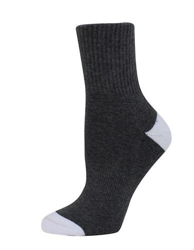 Sockart Show Me the Taco Socks-GREY-9-11