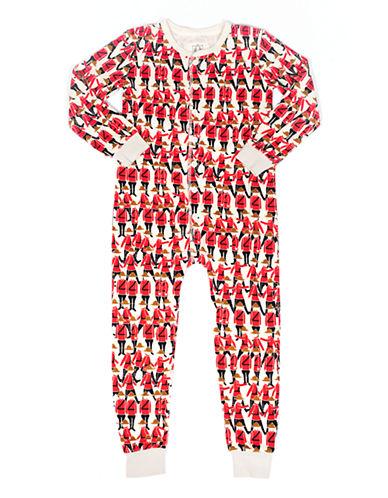 Arborist Mountie One-Piece Pyjama-MULTI-X-Small