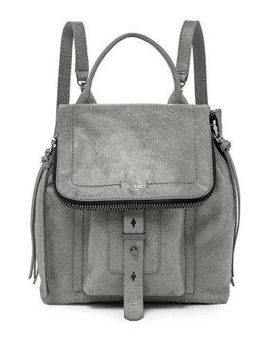 Botkier New York Warren Backpack-GREY-One Size
