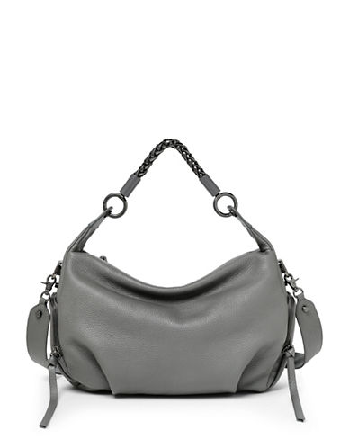 Botkier New York Alexa Hobo Bag-GREY-One Size