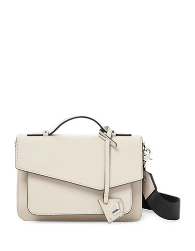 Botkier New York Cobble Hill Crossbody Bag-IVORY-One Size