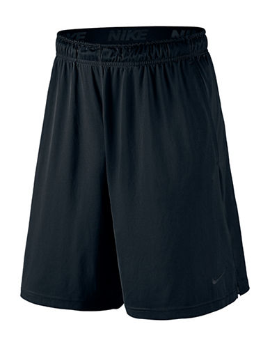 Nike Fly Training Shorts-BLACK-Medium
