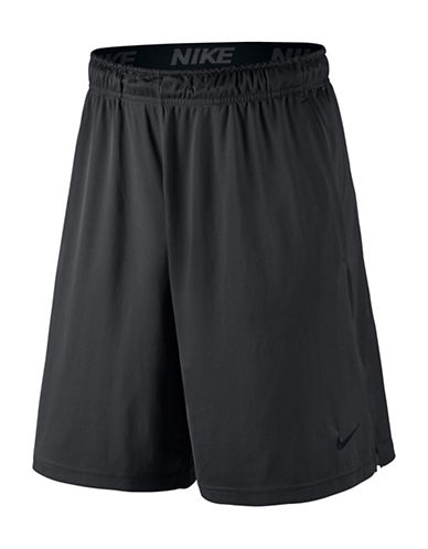 Nike Dry Training Shorts-BLACK-Medium