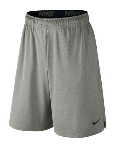 Nike Internal Drawcord Training Shorts-DARK GREY-Large 88344863_DARK GREY_Large