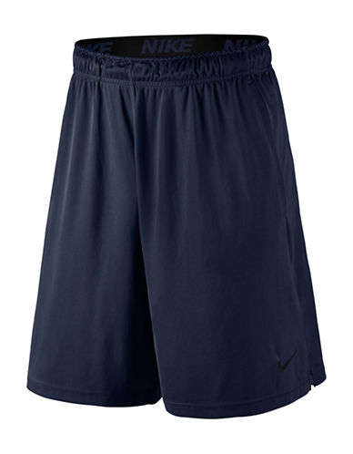 Nike Internal Drawcord Training Shorts-BLUE-Small 88735065_BLUE_Small