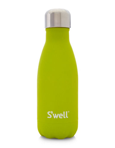 S'Well Peridot Stainless Steel Water Bottle-PERIDOT-0.25 90007312_PERIDOT_0.25