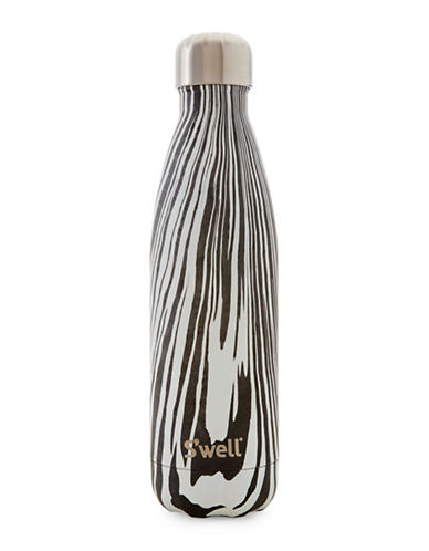 SWell Noir Zebra Stainless Steel Water Bottle-ZEBRA-500 ml