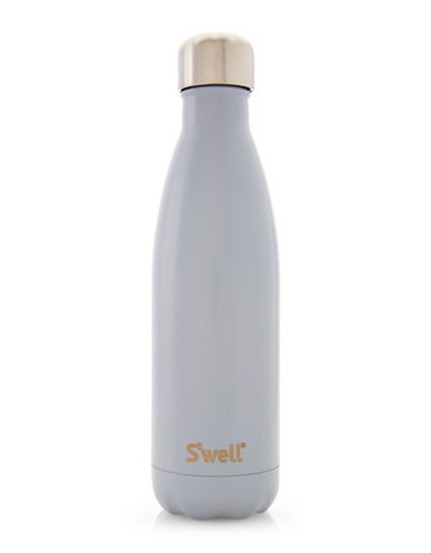 SWell Shadow Stainless Steel Bottle-GREY-One Size