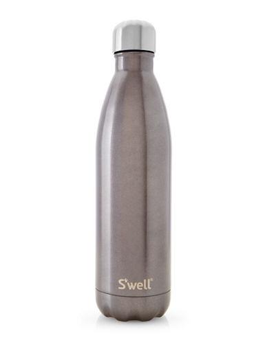 SWell Smokey Eye Glitter Stainless Steel Bottle-GREY-One Size